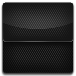 Carbon Fibre Folder icon