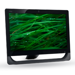 08 Computer Grass icon