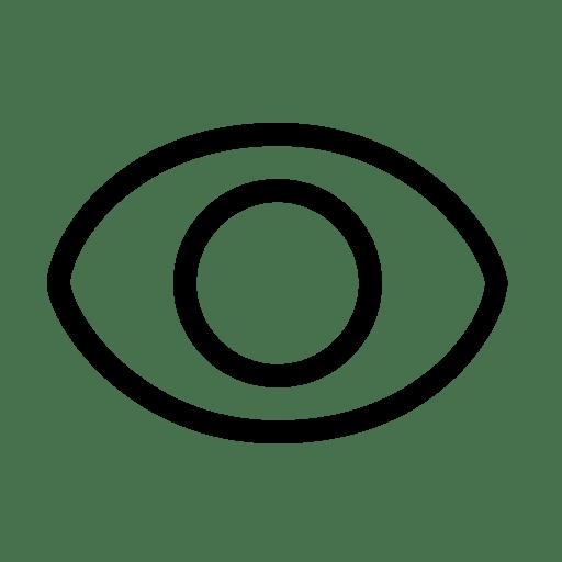 View Icon | Minimal Outline Iconset | Praveen S.