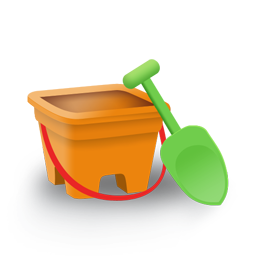 bucket icon