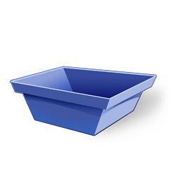 Container empty icon