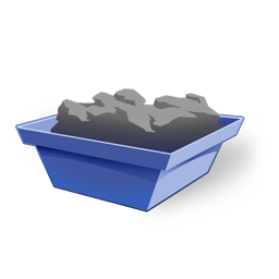 container full icon