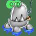 Robot-trash icon
