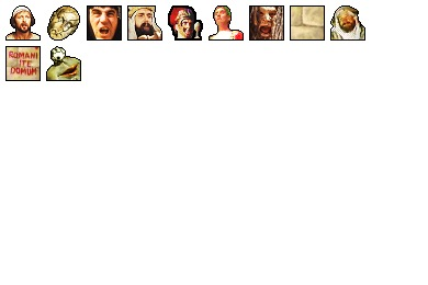 Life Of Brian Icons