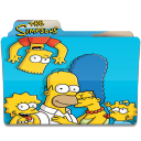 Simpsons Folder 01 icon