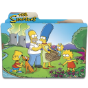Simpsons Folder 14 icon