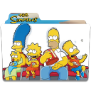 Simpsons Folder 17 icon