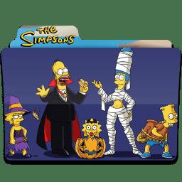 Simpsons Folder 02 icon