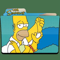 Simpsons Folder 05 icon