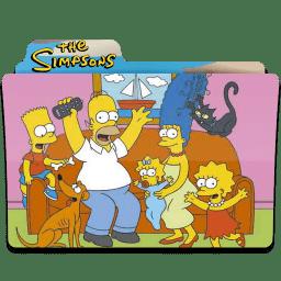 Simpsons Folder 09 icon