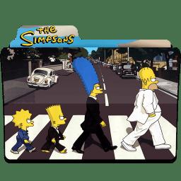 Simpsons Folder 13 icon