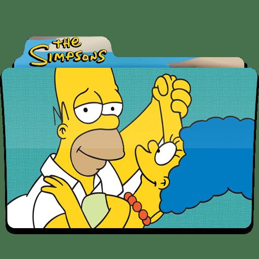 Simpsons-Folder-05 icon