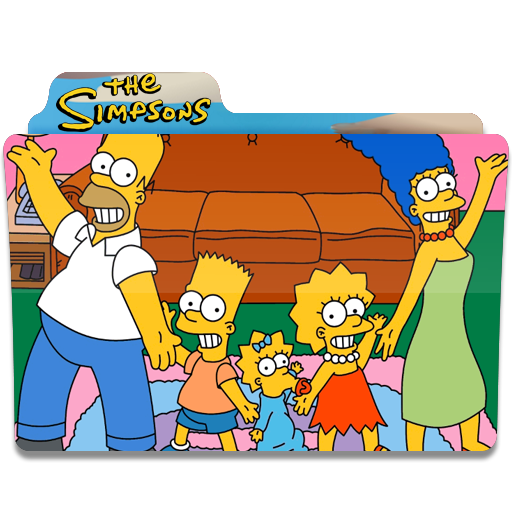 Simpsons-Folder-07 icon