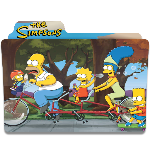 Simpsons-Folder-11 icon