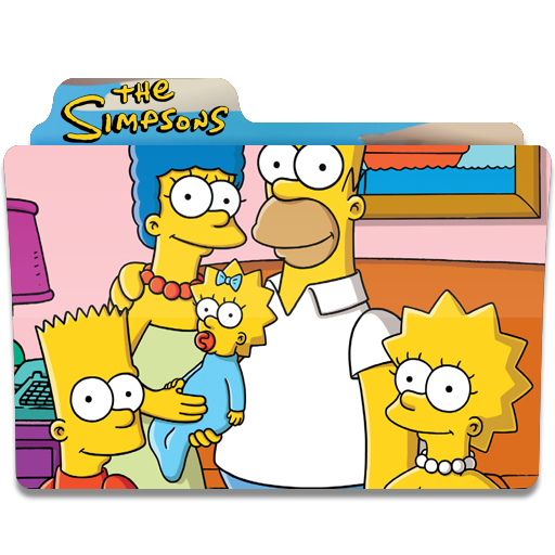 Simpsons-Folder-26 icon