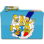 Simpsons Folder 12 icon