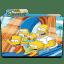 Simpsons Folder 16 icon