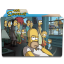 Simpsons Folder 21 icon