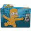 Simpsons Folder 23 icon