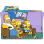 Simpsons Folder 24 icon