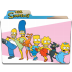 Simpsons-Folder-25 icon