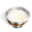 Silver cup icon