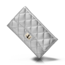 SILVER PURSE icon