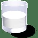 X milk icon
