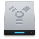 Device FireWire HD icon