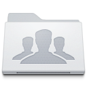 Folder-Group-White icon