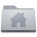 Folder Home Alternate icon
