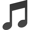 Sidebar Music icon