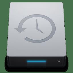 Device Time Machine icon