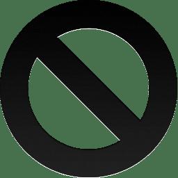 General Delete icon