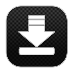 Arrow Download 3 icon