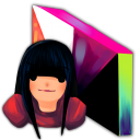 Folder Kashiyuka icon