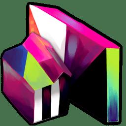 Folder Box icon