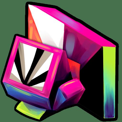 Folder Computer icon