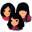 http://icons.iconarchive.com/icons/raindropmemory/artificial-girl/64/Three-Girls-icon.png