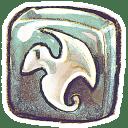 G12 3D Maya icon