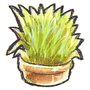 G12 Flowerpot Grass icon