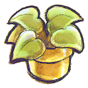 G12 Flowerpot Plant icon