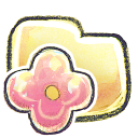 G12 Folder Flower icon