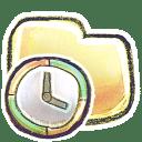 G12 Folder Time icon