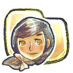G12 Folder Girl icon