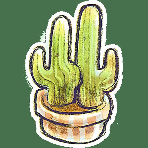 G12-Flowerpot-Cacti icon