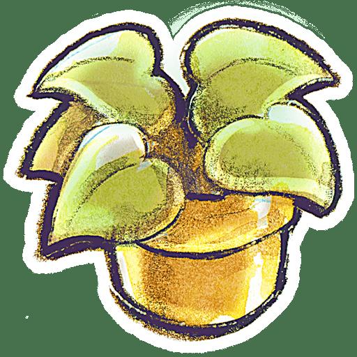 G12-Flowerpot-Plant icon