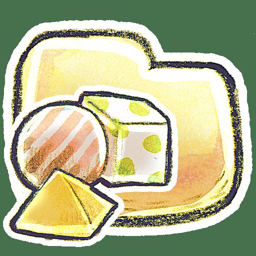 G12-Folder-3D icon