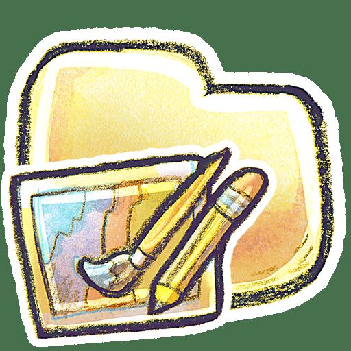 G12 Folder Art icon