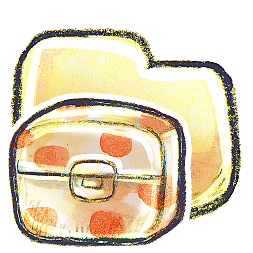 G12 Folder Box icon